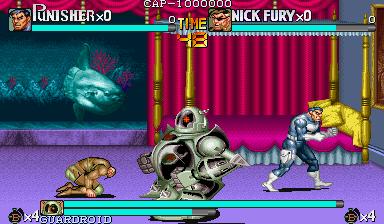 [ Sondage ] Votez pour Double Dragon / Final Fight / Street Of Rage - Page 2 Punisher_3