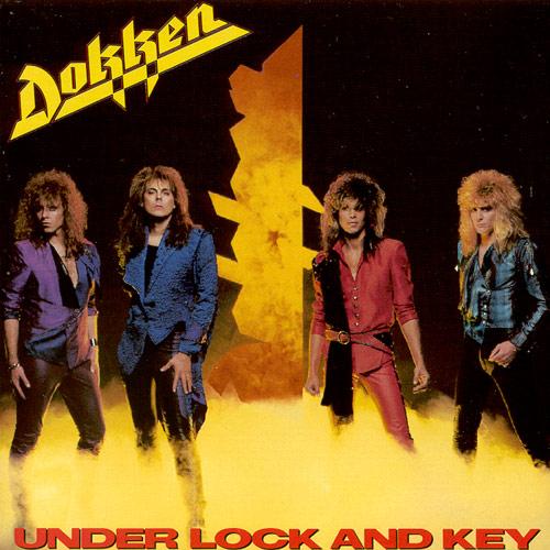 critiques d'albums - Page 3 Dokken_-_Under_Lock_and_Key