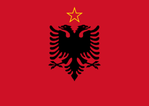 Aupa! - Página 2 Flag_of_Albania_1946