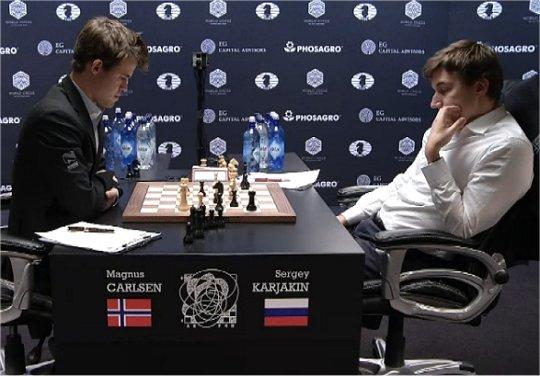 Mundial P10: ¡Magnus devuelve el golpe! Carlsen_karjakin_pawnwin