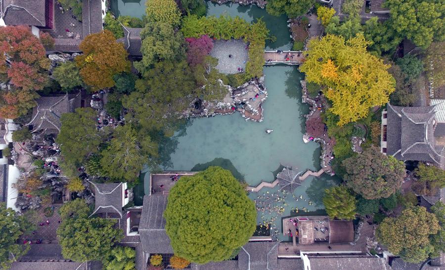 Sozhou, grad sa najlepšim baštama na svetu A41f726a85381ae3f84905