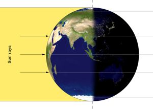 Everything you need to know: Vernal equinox 2016 Earth_lighting_equinox_300