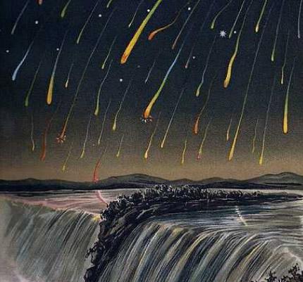 Full moon, Leonid meteors, Comet ISON on November 16-17 09nov15_430