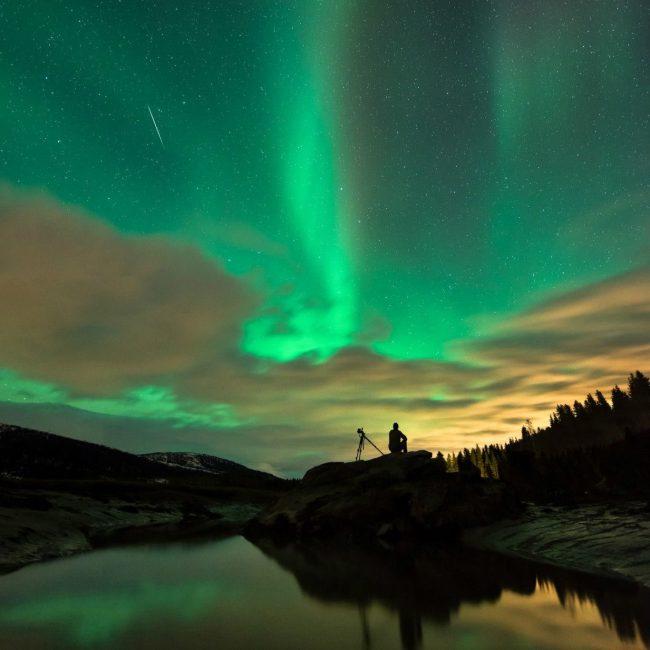 Dark skies for 2019's Quadrantid meteors Meteor-quadrantid-aurora-1-3-2014-Tommy-Eliassen-Photography-cp-e1482573329385