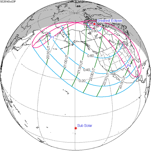 October 23 is eclipse day! Watch online here 599px-SE2014Oct23P