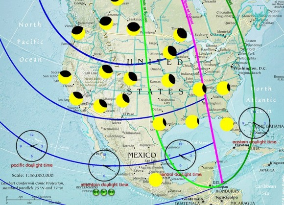 October 23 is eclipse day! Watch online here Eclipse-solar-10-23-2014-shadow-and-substance-e1411329133711