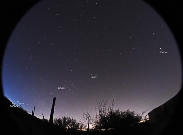 April guide to the bright planets 5-planets-2-8-2016-Eliot-Herman-Tucson-AZ-e1454946479711