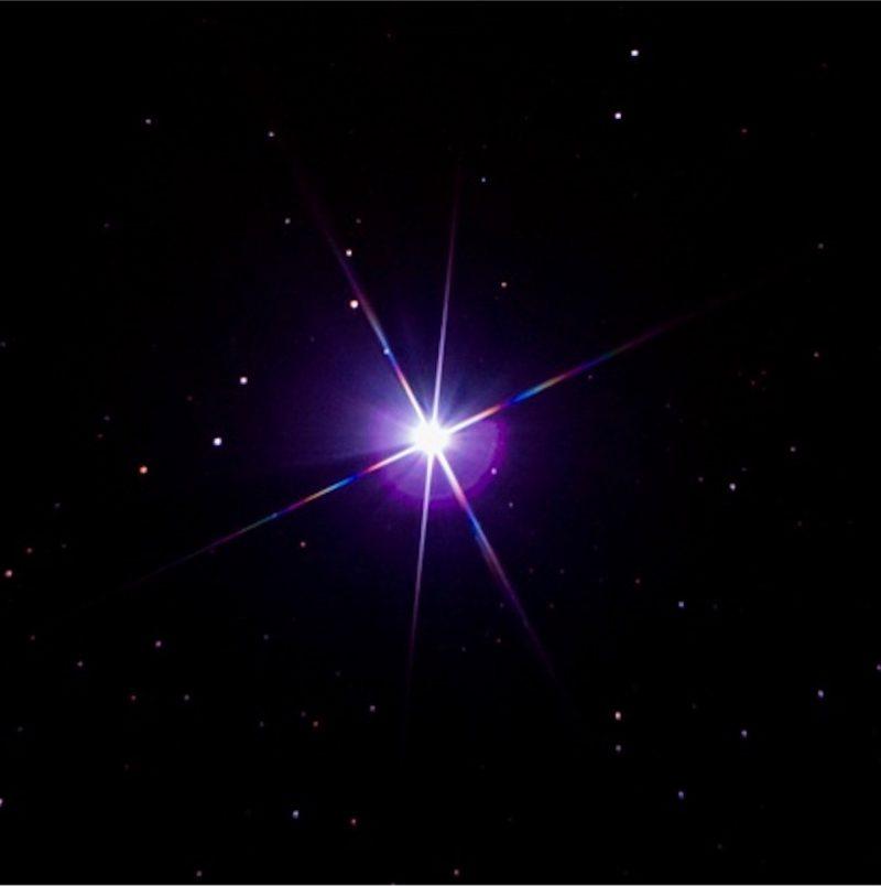 Sirius is Dog Star and brightest star Sirius-2-19-2018-Jim-Livingston-Custer-SD-lg-e1519156718851