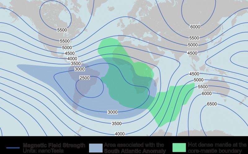 Magnetic pole reversal ahead? South-atlantic-anomoly-e1486494121391