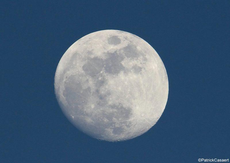 Last full moon of season this weekend Moon-3-10-2017-Meaux-France-LaLuneTheMoon-Patrick-Casaert-e1489186102496