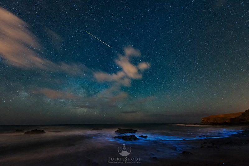 Lyrid meteor shower peaks this weekend Lyrid-meteor-4-23-2017-Simon-Lee-Waldram-e1492983627980