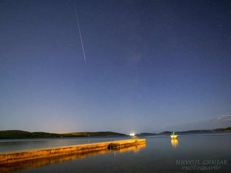 Perseid Meteor Shower Set to Light Up the Night Sky this Weekend Meteor-Perseid-8-12-2017-Hrvoje-Crnjak-Sibenik-Croatia-e1502565906361