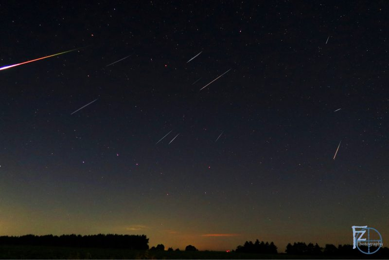 Perseid Meteor Shower Set to Light Up the Night Sky this Weekend Meteor-Perseid-composite-8-13-2017-Felix-Zai-Toronto-e1502709663817