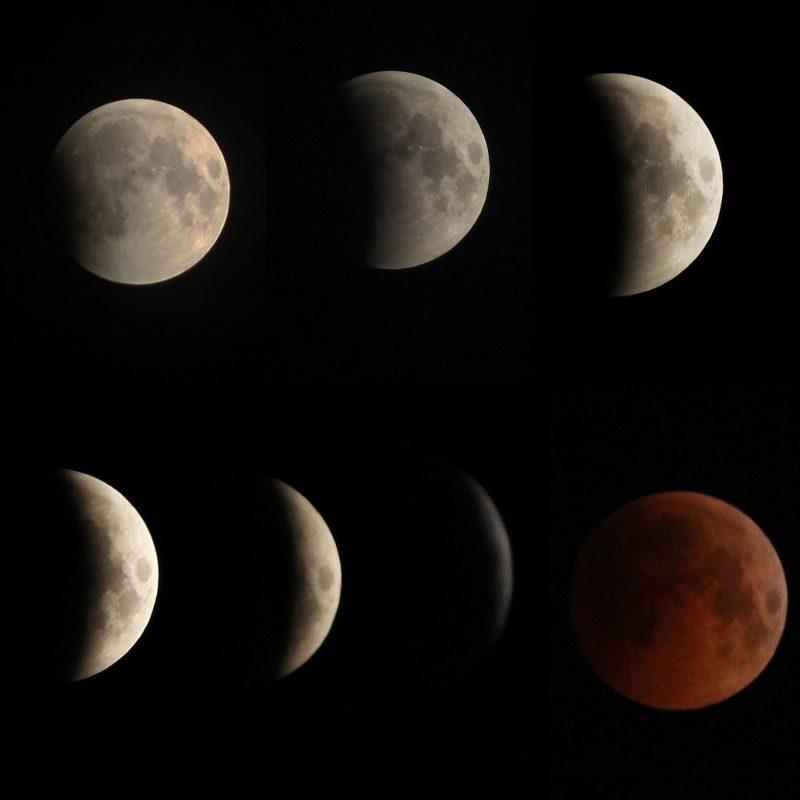 Beautiful photos & Videos! Full moon eclipse and Mars Eclipse-moon-7-27-2018-Priyanka-Chobey-Jaipur-India-e1532774931264