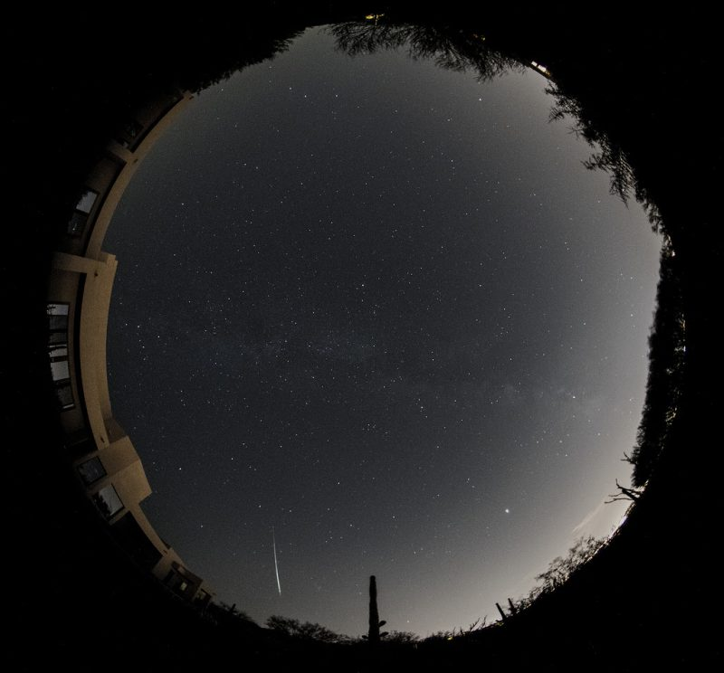 Perseid Meteor Shower Set to Light Up the Night Sky this Weekend Meteor-perseid-8-4-2018-Eliot-Herman-Tucson-AZ-e1533671156110