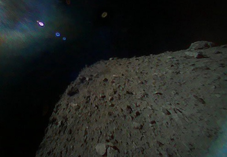JAXA confirms 2 rovers landed successfully on asteroid Ryugu plus more RyuguByRover1BSept21