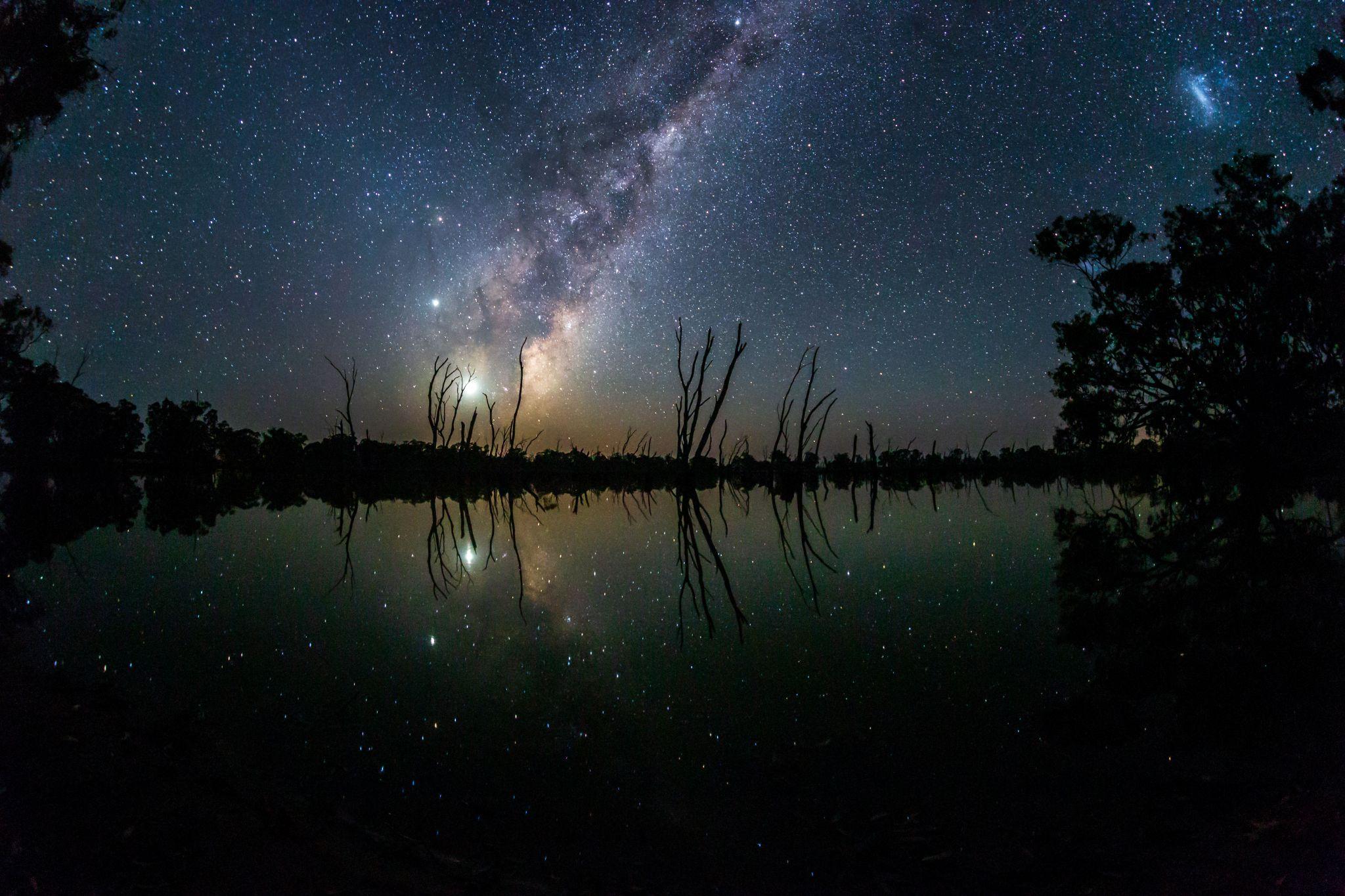 Earth Day 2019 Mulligan-swamp-south-australia-milky-way-Feb2019