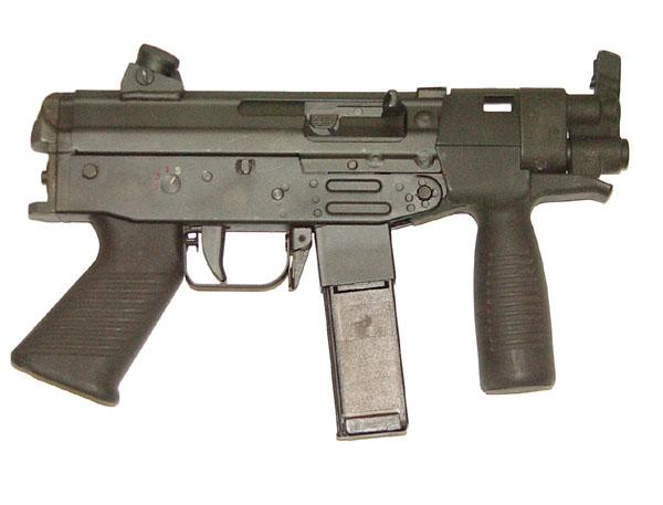 carabine 9mm MINI-SAF