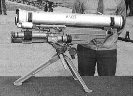 Sistema Antitanque Metis-M (AT-13) At-7