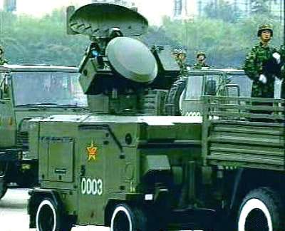 Anti-aircraft Artillery AAA Type90_radarar_1