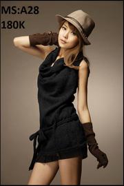 Áo thun siêu dễ thương + Quần Skinny, quần Harem 20120320220759_28