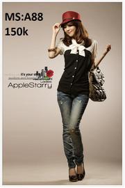 Áo thun siêu dễ thương + Quần Skinny, quần Harem 20120320222459_88_81506