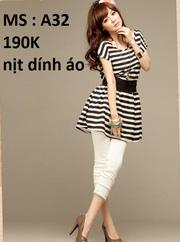 Áo thun siêu dễ thương + Quần Skinny, quần Harem 20120531001203_32