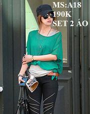 Áo thun siêu dễ thương + Quần Skinny, quần Harem 20120719104340_18_190