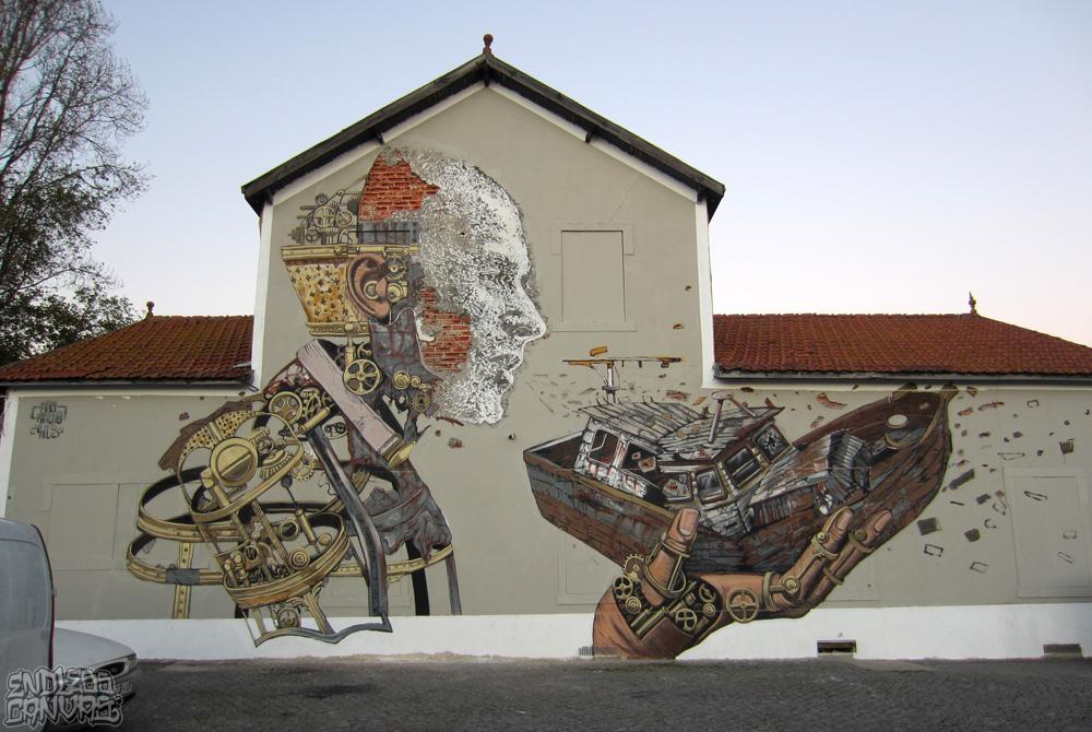 Grafiti - ulična umetnost - Page 2 PixelPanchoVhils2-Portugal