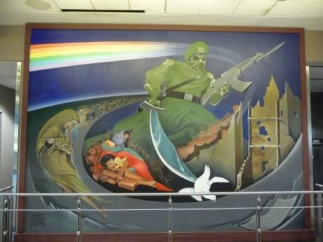 The Secret World : le MMO qui change tout ! Denver-Airport-Murals-460x345