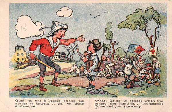 Les enfants-soldats en 1914-18 Cpenfants5