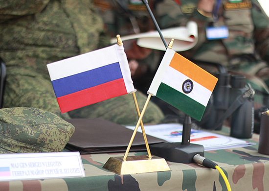 Russia's joint military exercises with foreign countries 11.10.2017-tof-indra2017-550