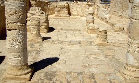 Encroachment continues on Egypt's archaeological sites, Al-B 2013-634996481234571684-457