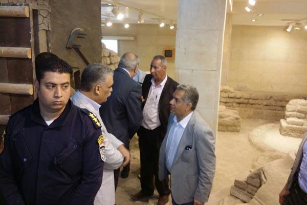 Tel Al-Amarna Visitors Centre in Minya opens 2016-635940936915564694-556