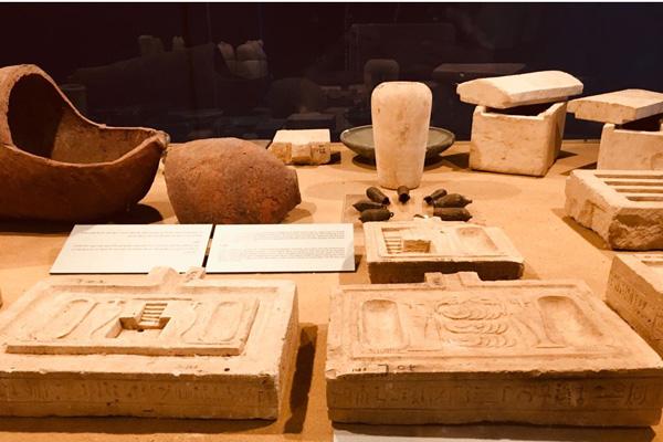Tel Basta Museum inaugurated in Egypt's Zagazig 2018-636556757726288188-628