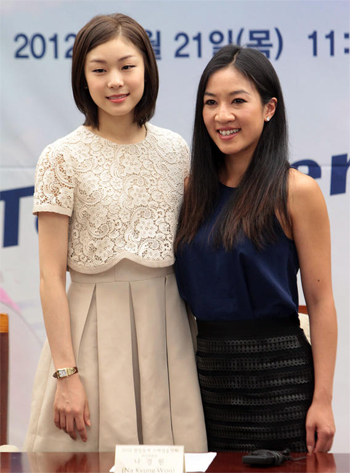 ¿Cuánto mide Michelle Kwan? - Real height 2012062200412_0