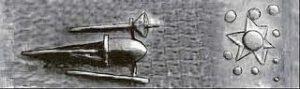 ANCIENT ASTRONAUTS EVIDENCE, Part 1: Overview, Rockets on Web Radio, Illustrated below | Aquarian Radio Anunnaki-Starship-300x89