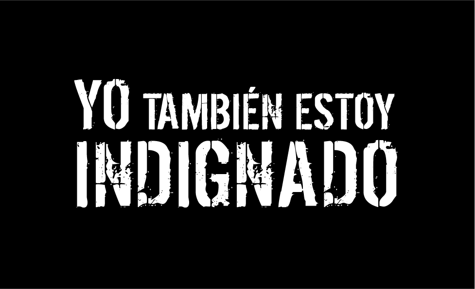 Entrevista + Gana una botella del nuevo perfume de Christina Aguilera Red Sin INDIGNADOS-NONOSVAMOS-SpanishRevolution-011
