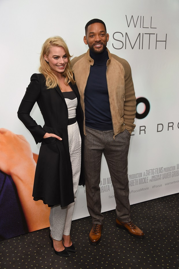 ¿Cuánto mide Margot Robbie? - Real height Will-Smith