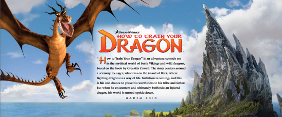 HOW TO TRAIN YOUR DRAGON - 26 mars 2010 - Howtotrainyourdragon-032509