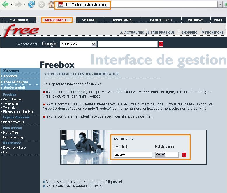 Comment créer son site gratuitement chez free.fr 00B1