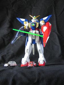 Mon, heu... mes Gundam ! 070726-01s