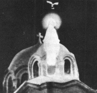 L'apparition de la vierge Marie en Egypte Zeitoun
