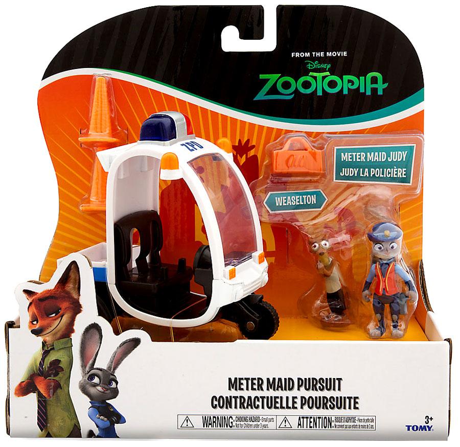 Zootopie - Page 2 Disney-zootopia-meter-maid-pursuit-vehicle-figure-tomy-2