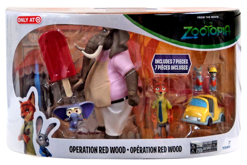 Zootopie - Page 2 Disney-zootopia-operation-red-wood-figure-14-pack-tomy-2