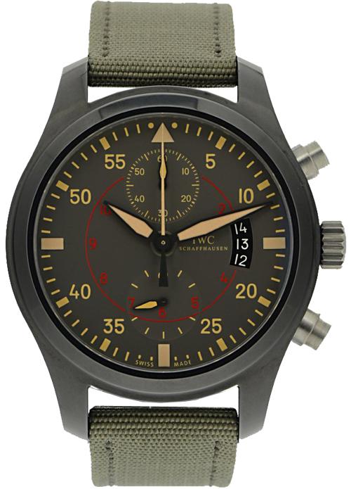 "Presento Citizen Aviator AW1365-01H ""miramar"" Iwc-pilot-s-chronograph-edition-top-gun-miramar-iw388002-19"