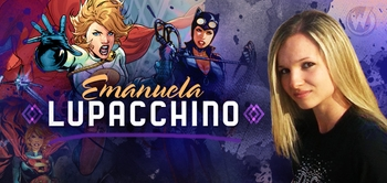 Flash - [TEMPORADA 4] CLASH OF COMICBOOK ARTISTS - Página 3 Emanuela-lupacchino-world-s-finest-joins-the-wizard-world-comic-con-tour-2