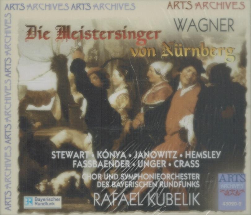 Wagner. Discografía completa Meistersinger-kubelik-stewart-konya-crass-unger-4-calig-43020-5