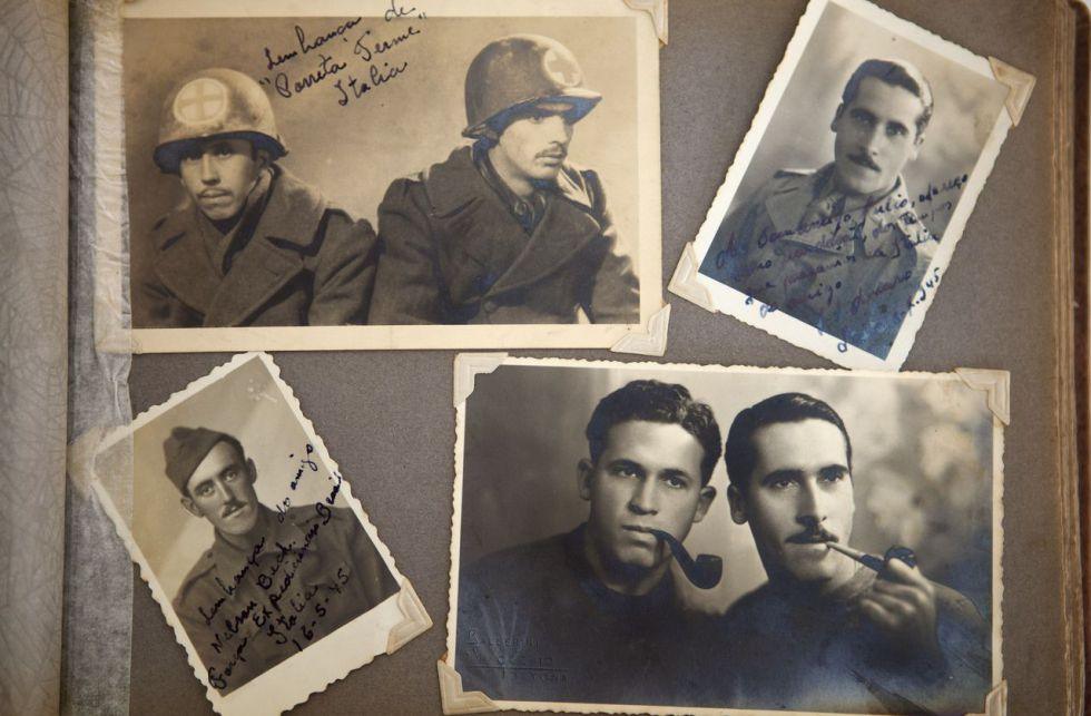 guerra - La aventura de los guerreros brasileños en la Segunda Guerra Mundial 1397851823_514835_1397853699_sumario_grande