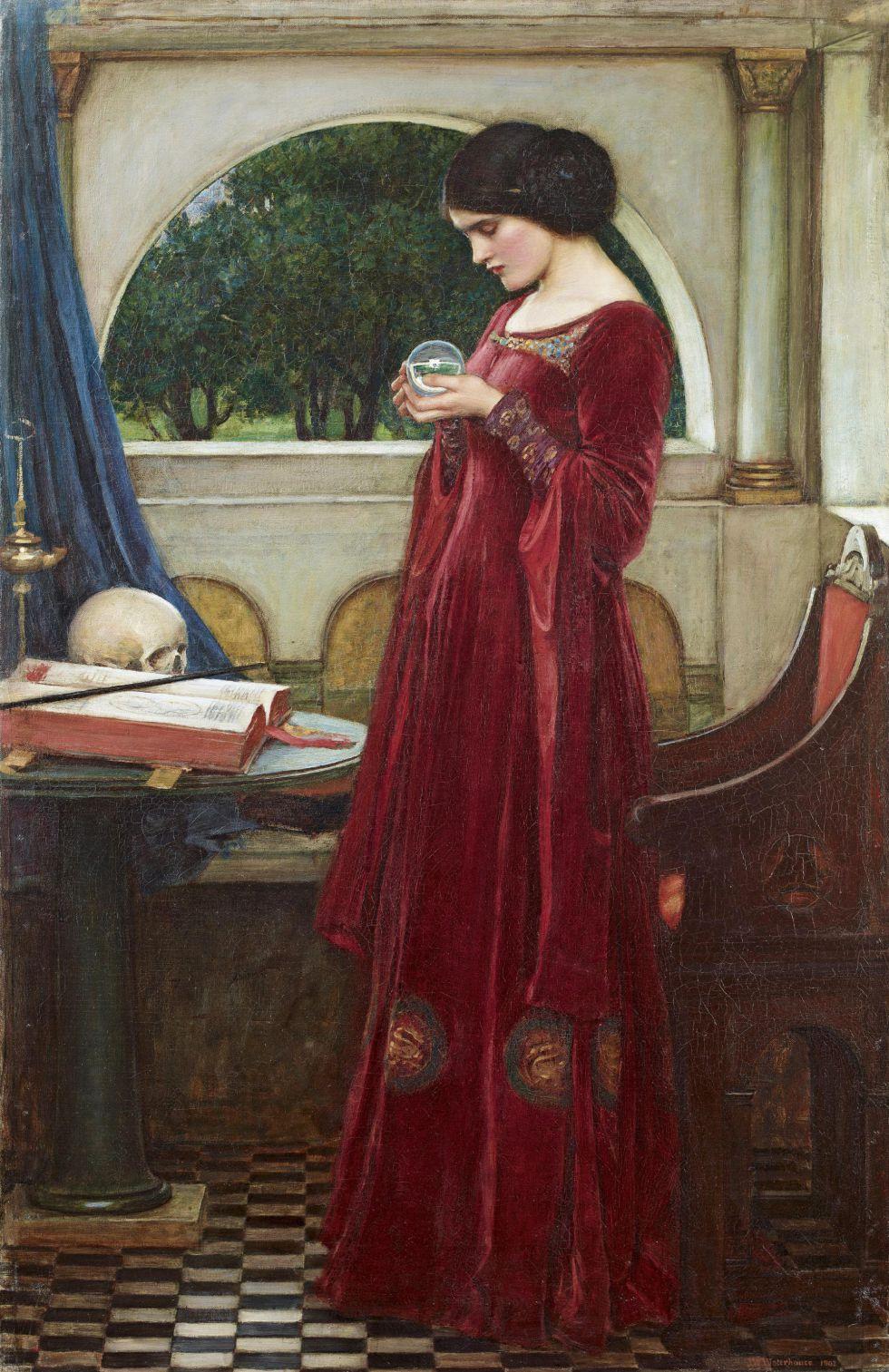 La belleza de la pintura victoriana se instala en el Thyssen 1403626469_467677_1403627201_sumario_grande
